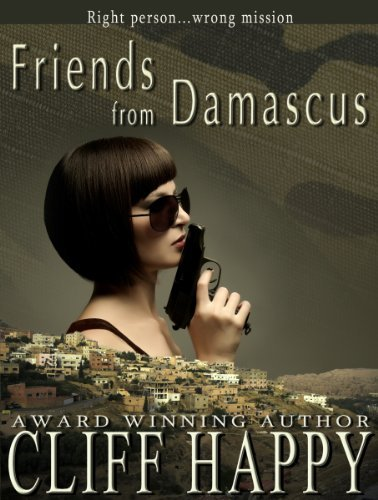 Friends from Damascus by Cliff Happy
