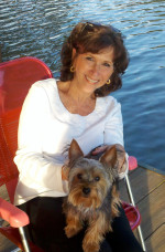 Indie author Polly Iyer