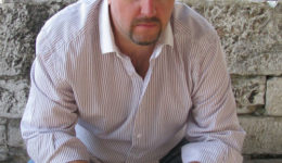 Indie author Jonas Saul