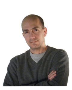 Indie author Luke Young