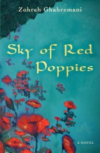 Sky of Red Poppies by Zohreh Ghahremani