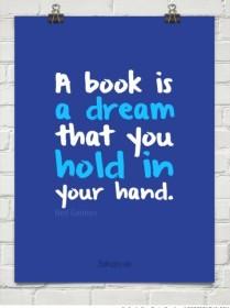 Neil Gaiman - A book is a dream