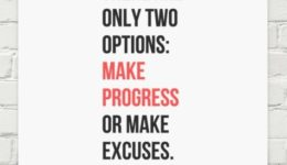 Writer Motivation: There are only two options