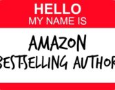 hello my name is amazon bestselling author