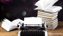 typewriter books author