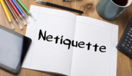 Are You a Comment Spammer or an Etiquette Queen? – by Helen Henderson