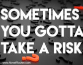 Sometimes You Gotta Take a Risk – NovelRocket