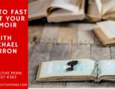 How To Fast Draft Your Memoir With Rachael Herron | The Creative Penn