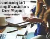The Write Conversation: Brainstorming Isn't Cheating, It's an Author's Secret Weapon