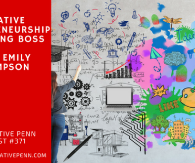 Creative Entrepreneurship And Being Boss With Emily Thompson | The Creative Penn