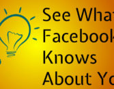 What exactly does Facebook know about me? – Goodwin Social Media