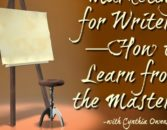 The Write Conversation: Marketing for Writers—How to Learn from the Masters