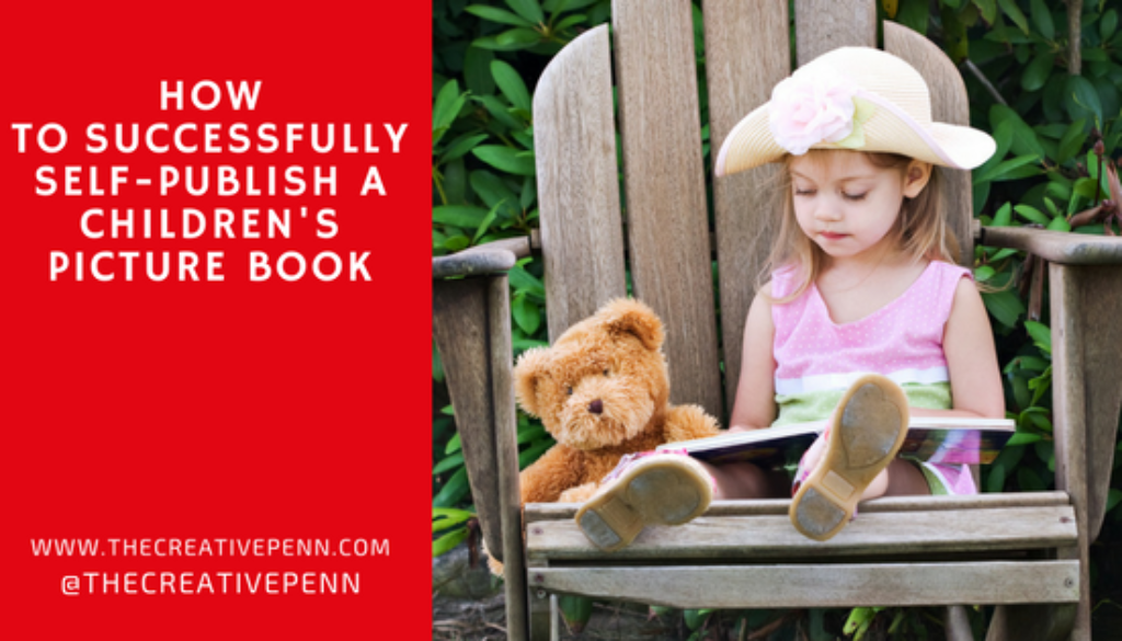 How To Successfully Self-Publish A Children's Picture Book | The Creative Penn