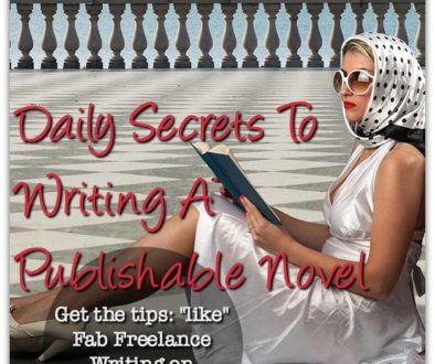 NaNoWriMo Author: Daily Secrets To Writing A Publishable Novel