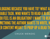 5 Ways an Author Blog Could Kill Your Writing (and What to Do Instead) | WritersDigest.com
