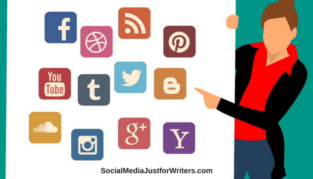 Got Nothing to Say on Social Media? Check Out These Examples! – Social Media Just for Writers