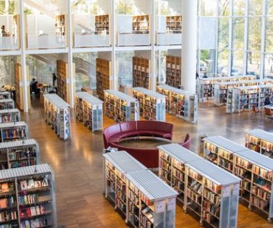 Why you should become a 'library tourist' | TreeHugger