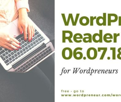 wordpress reader 060718
