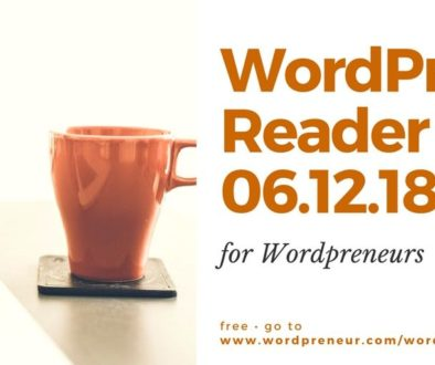 wordpress reader 061218