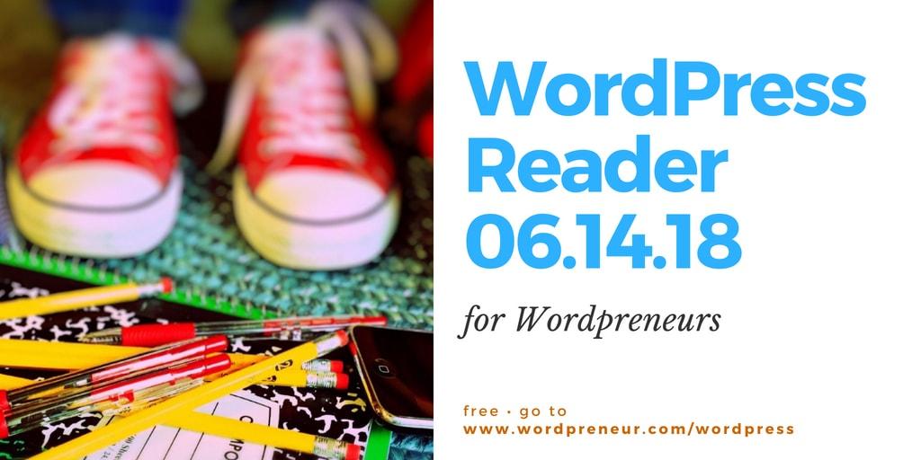 wordpress 061418