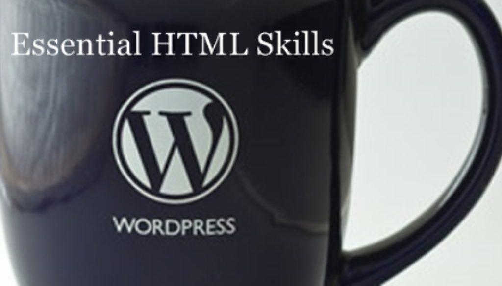 wp html skills