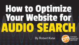 How to Optimize Your Website for Audio Search
