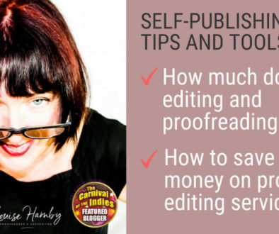 How much does fiction copyediting and proofreading cost? – Louise Harnby   Proofreader & Copyeditor