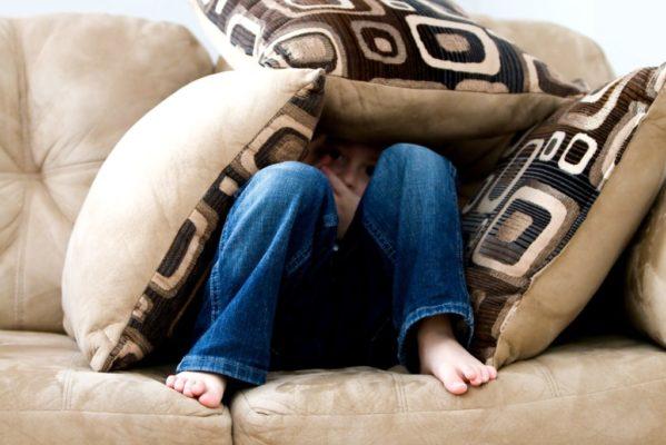 shy introvert