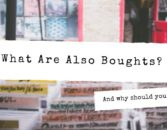 "What Are ""Also Boughts""? And How Can They Help You Sell More Books?"