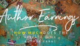 How much does the average author earn publishing their book? – Creativindie