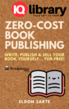 zero-cost book publishing book cover