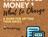 Freelance Money 1: What to Charge book cover